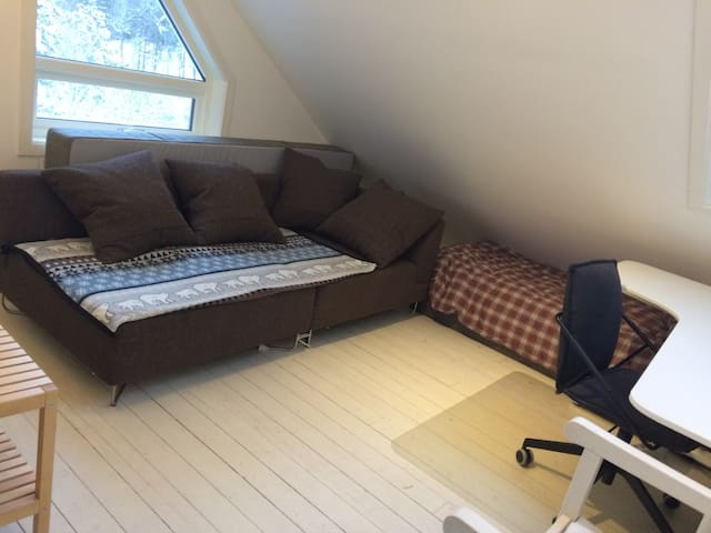Two min walk from University - Kristiansand - Appartement
