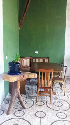 Recanto do Curió. Hospedagem em Bonito / MS BR - Jardim Formoso - House