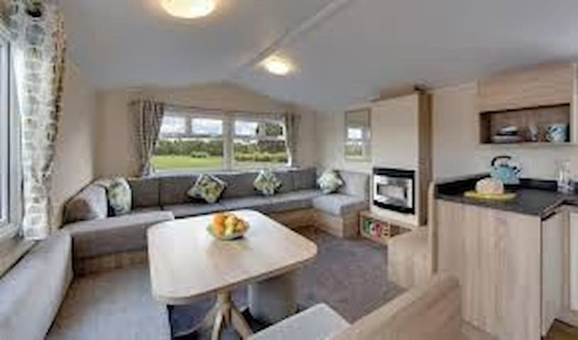 The Lymington brand new 3 bedroom holiday home