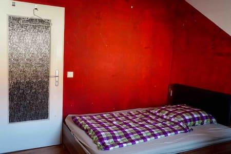 Cozy Room in comfortable 80qm flat