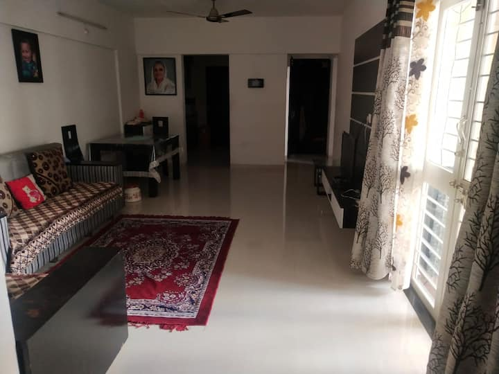 Entire Apartment in Balewadi Pune