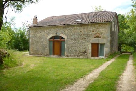 Grange en pierre à Floressas - Puy-l'Évêque - 独立屋