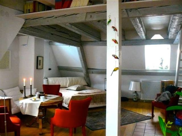 romantisches Studio