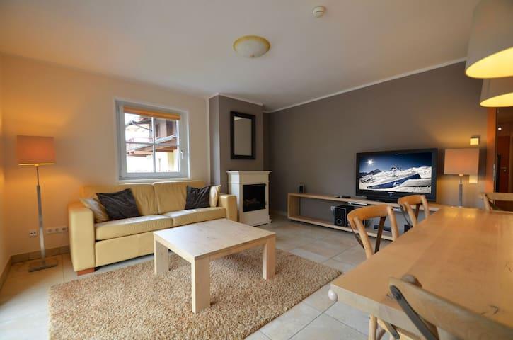 Apartment Ski & Golf / in the town of Kaprun - Kaprun - Wohnung