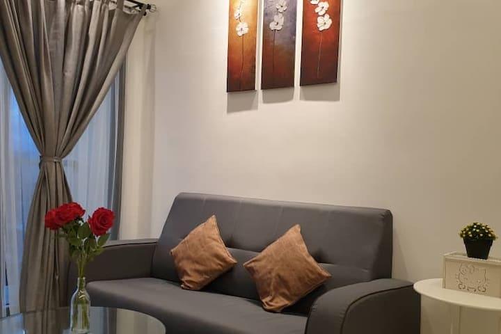3 Bedrooms Ideal living @ Next to Desa Park