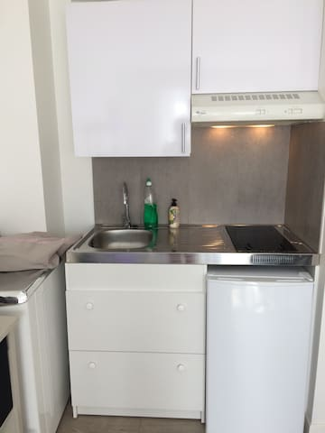 Appartement cosy proche gare - Brétigny-sur-Orge - Apartament