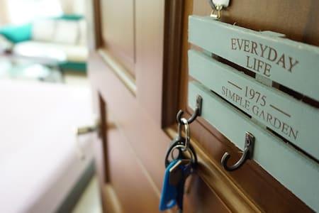 賴家 Lai's house *4-5人房* 免費停車/交通便利/暢遊大台中/團體&家庭出遊 - 大里區 - 独立屋