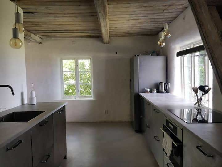 Newly renovated old farmhouse - Vemmentorp