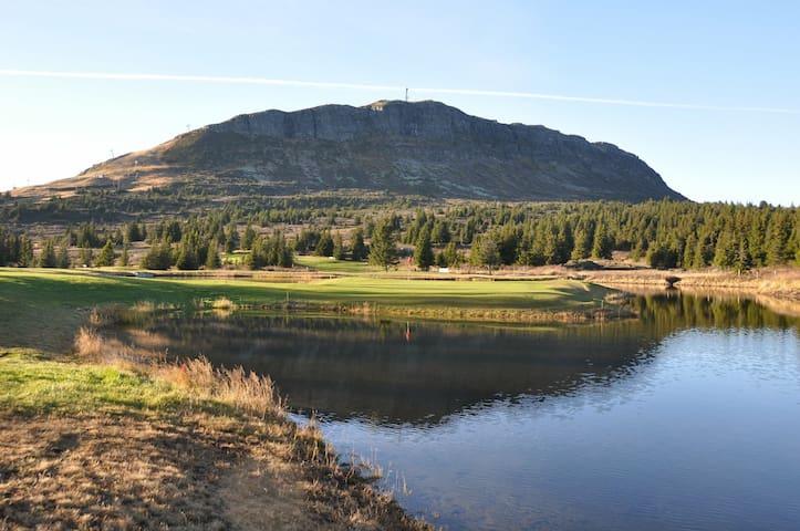 Skeikampen Fjellandsby - Svingvoll - Cabaña