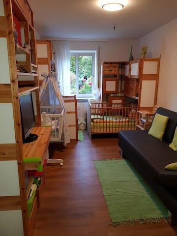 3-Bettzimmer oder Familienzimmer
