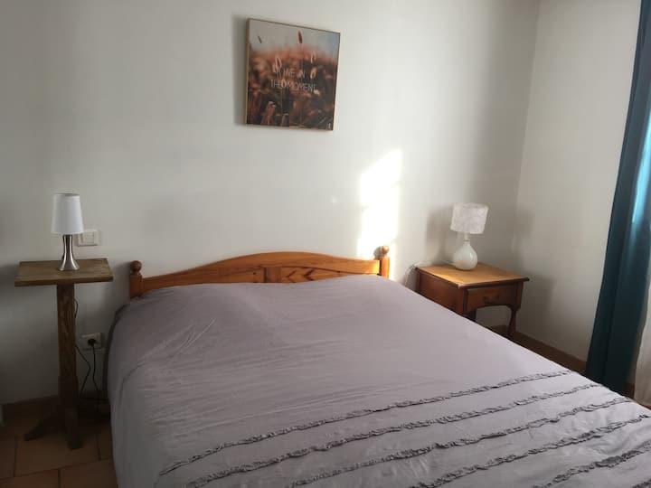 Chambre et sanitaire privés Arles