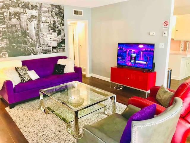 GREAT 1BD APT LAX/SPACEX/BEACH/FORUM/SoFi STADIUM