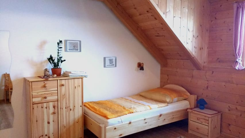 Zimmer für Zwei im Grünen - Sankt Andrä - Ortak mülk