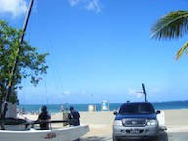 Ocean Park Suite on Beach Block
