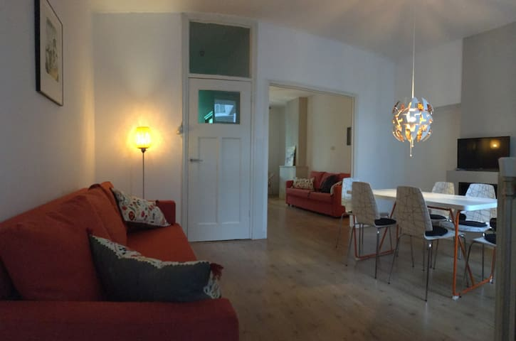 Lovely apartment near Delft Centre - Delft - Byt