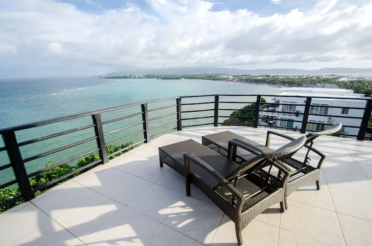 3 Bedrooom Villa Ocean View Unit - 12 - Malay - Apartamento