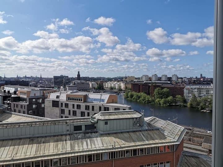 Fantastik lägenhet i hjärtat av Stockholm