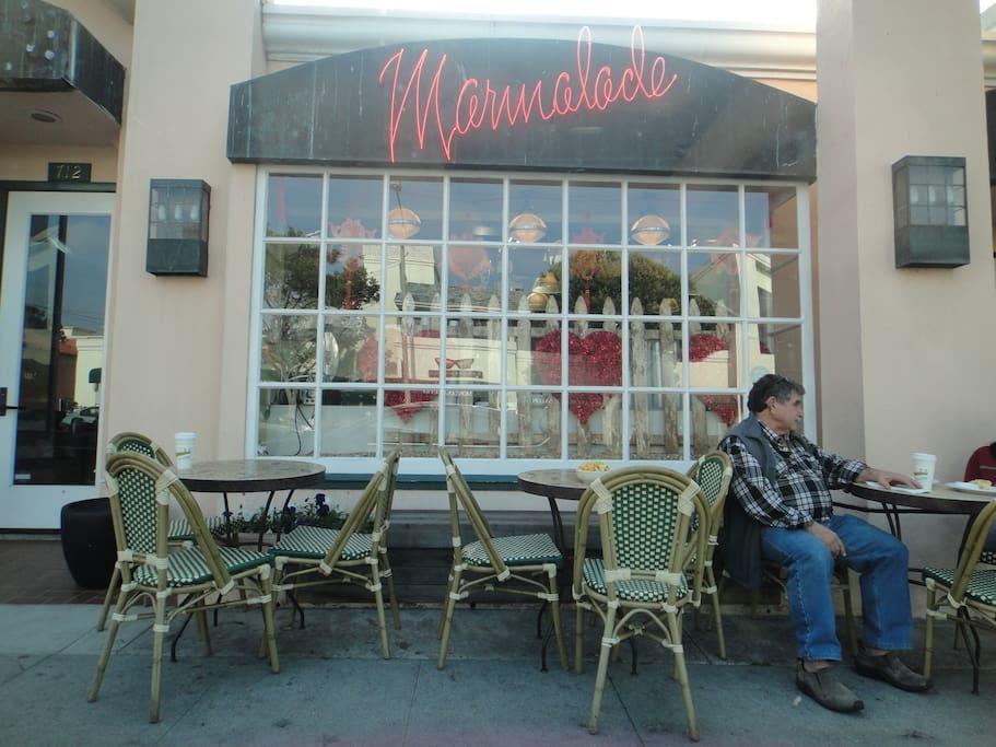 Photo de Marmalade Cafe