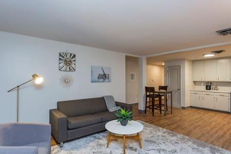 East Nashville (Inglewood) 2Bd/1Ba Renovated Suite - Nashville