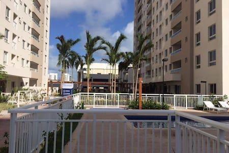 Apartamento Residencial - Natal
