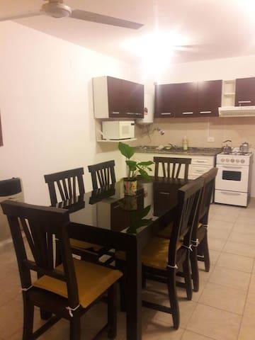 DEPARTAMENTO CENTRICO EN VILLA CARLOS PAZ - Villa Carlos Paz - Apartment