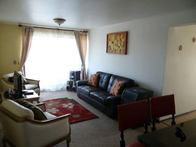 Increíble departamento amoblado - Concepción - Apartment