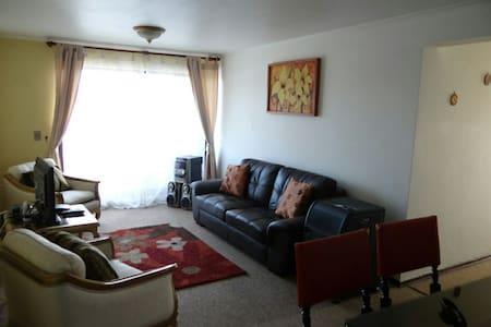 Increíble departamento amoblado - Apartment