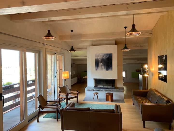 Appartement de luxe - 12 lits - Haut du Chardonnet