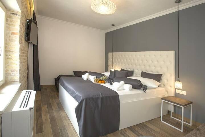 Aspalathos Residence SUPERIOR Double room III