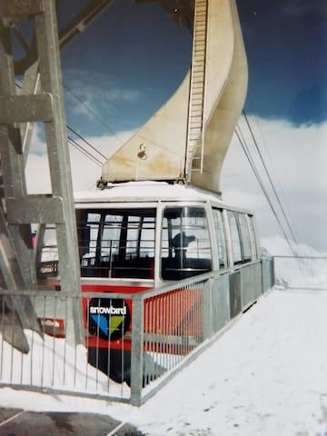 Snowbird Resort Timeshare