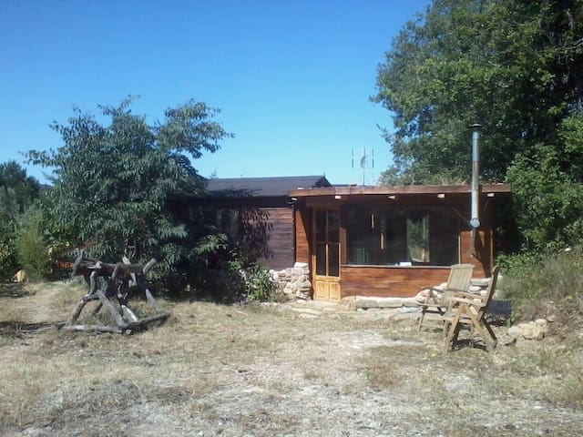 mountain cabin in the valley of the vultures - Lleida - Flat