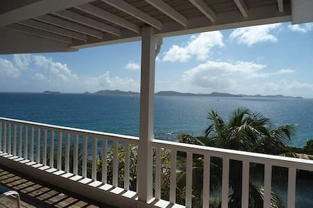 Stunning Ocean Views - Tortola