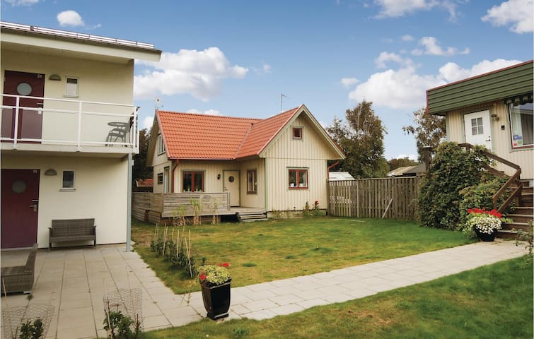 Holiday cottage with 2 bedrooms on 75 m² in Skummeslövsstrand