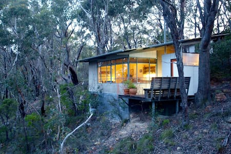 Bush Studio, Blue Mountains - Mount Victoria - Kabin