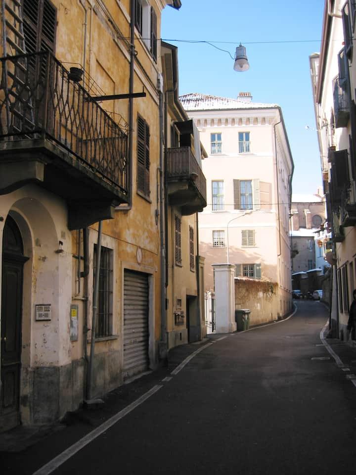 Grazioso appartamento Centro storico di Moncalieri
