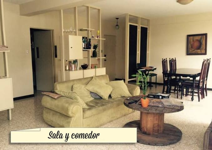 Vintage room in the heart of SJ - San Jose - Apartament