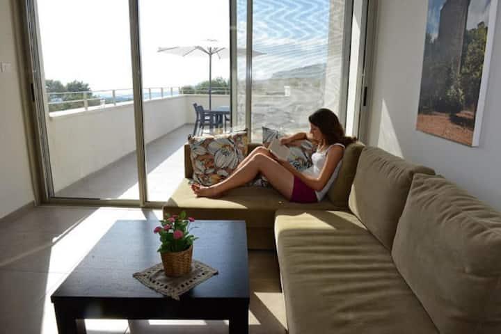 Keshet Eilon - Suite with Balcony