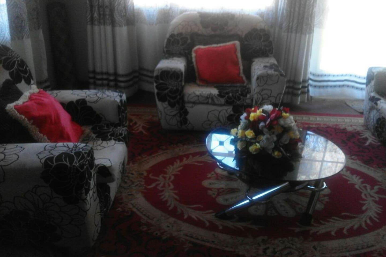 Living Room setting