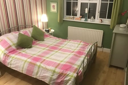 Double Room with Private Bathroom Private Parking