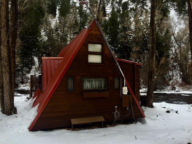 Aspen A-Frame Cabin - Basalt - Cabana