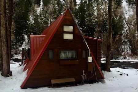 Aspen A-Frame Cabin - Basalt - Kabin