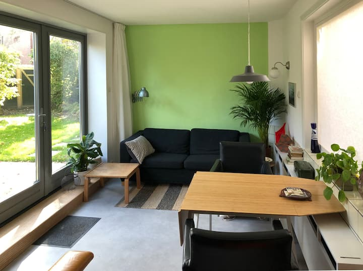 Lovely house and garden: Het ACHTERHUIS