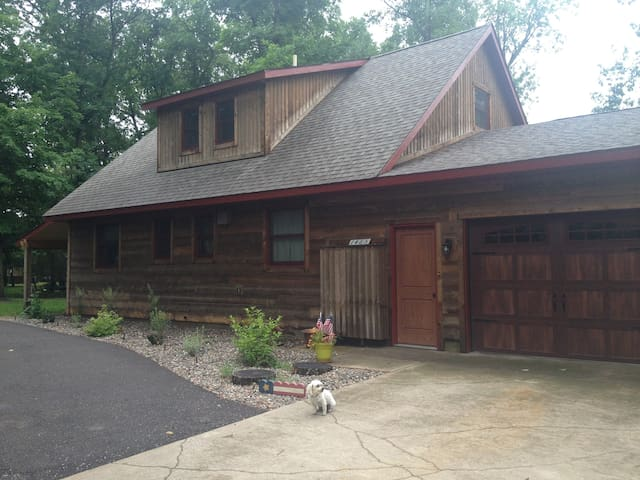 Beautifully remodeled home on Mille Lacs Lake. - Isle