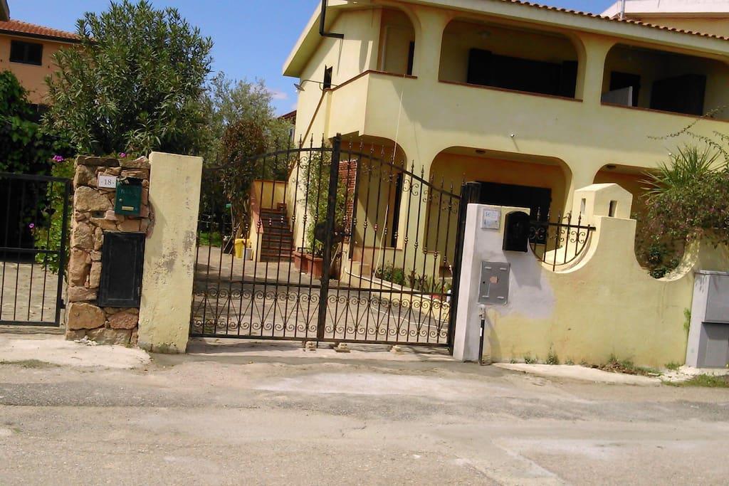 case in affitto a budoni sardegna italia
