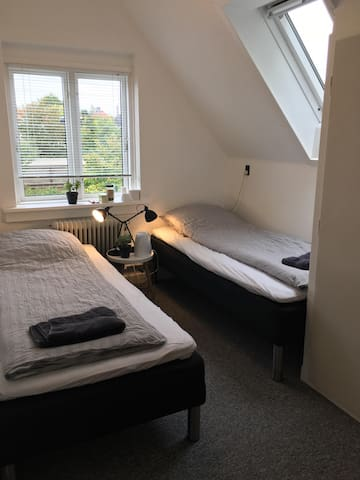 Room in Copenhagen / *Sleep & Go CPH* / Room NR. 3