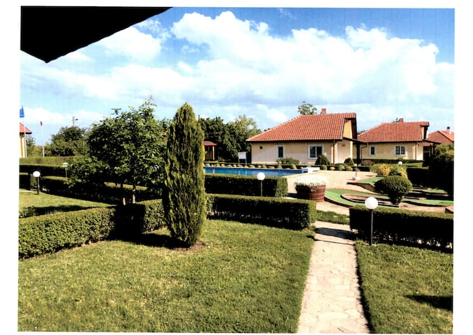 Lovely holiday home close to Bourgas in Bulgaria
