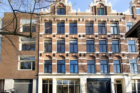 Canal House 2 floors | 2p apartment | City Centre - Amsterdam - Leilighet