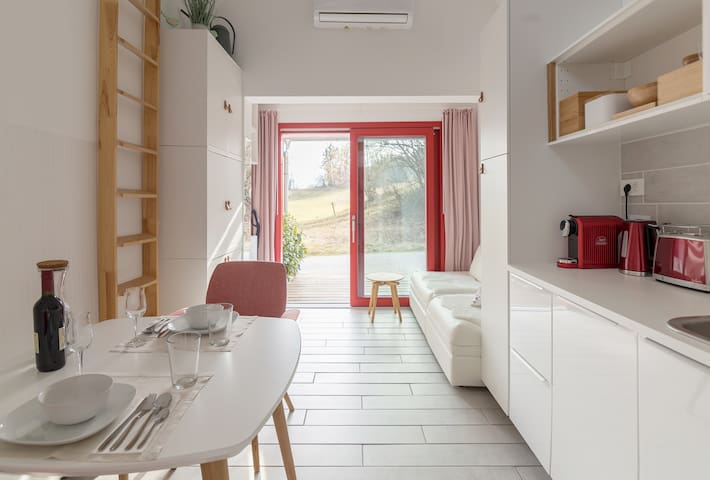 Apartma Garden Living -  mini private house