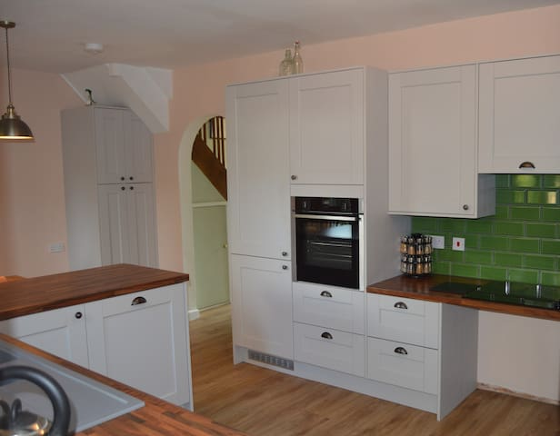 Guests are welcome to use the kitchen to prepare an evening meal