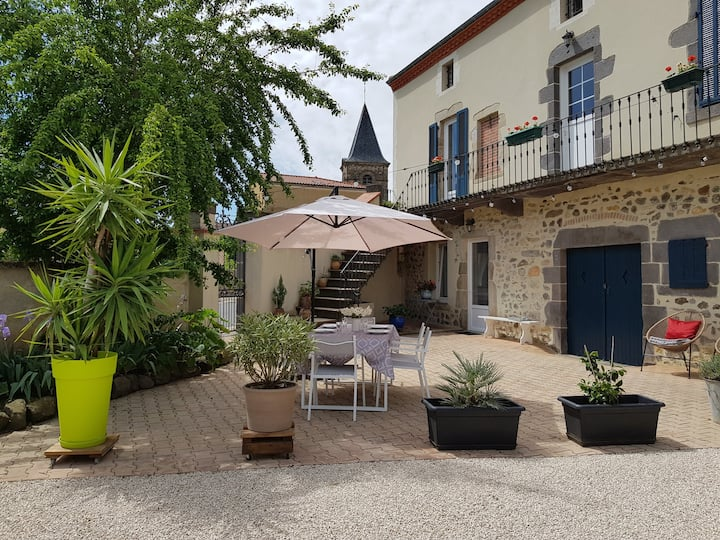 La Maison de Montcelet